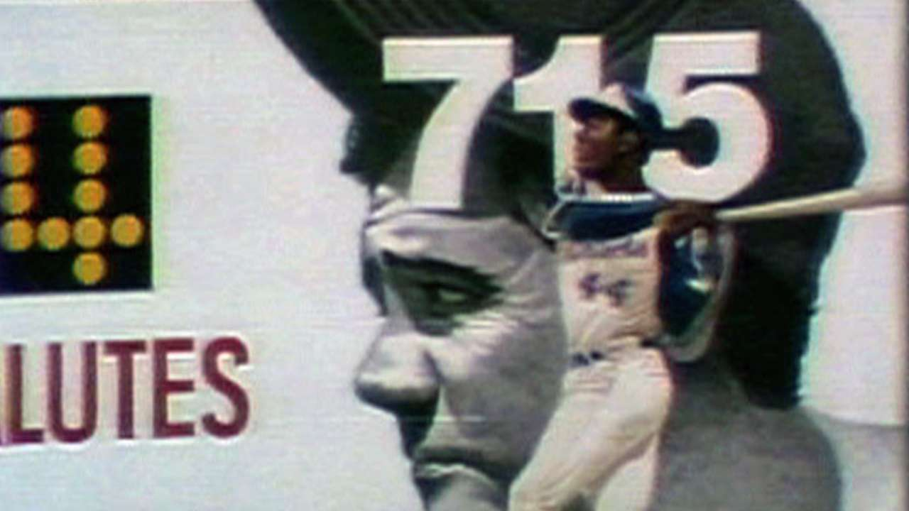 At 80, Aaron remains a towering baseball icon