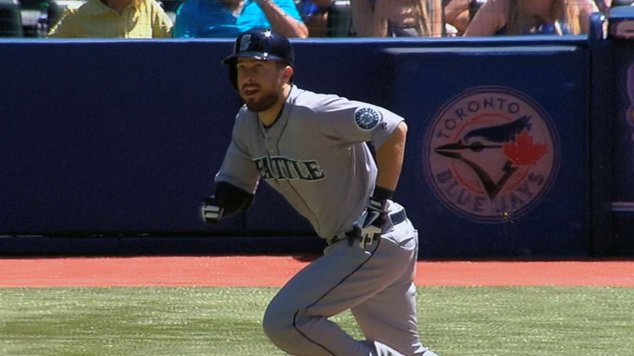 Cano signing allows Ackley to focus on outfield work