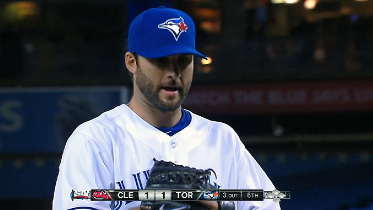 Morrow focused on fastball, not results of start