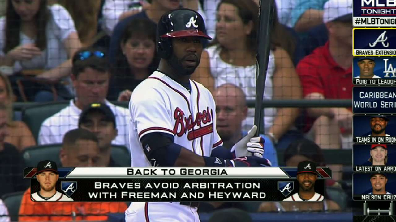 Fredi says J-Hey running a sight to behold