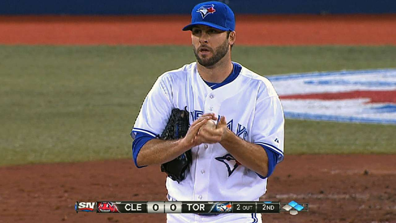 Blue Jays enter spring with plenty of rotation options