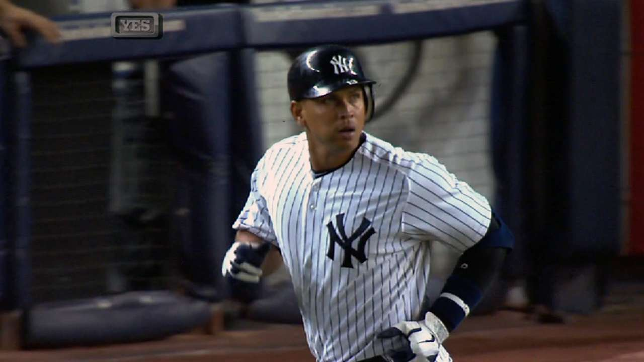 Jeter: Yanks ready to move on without A-Rod