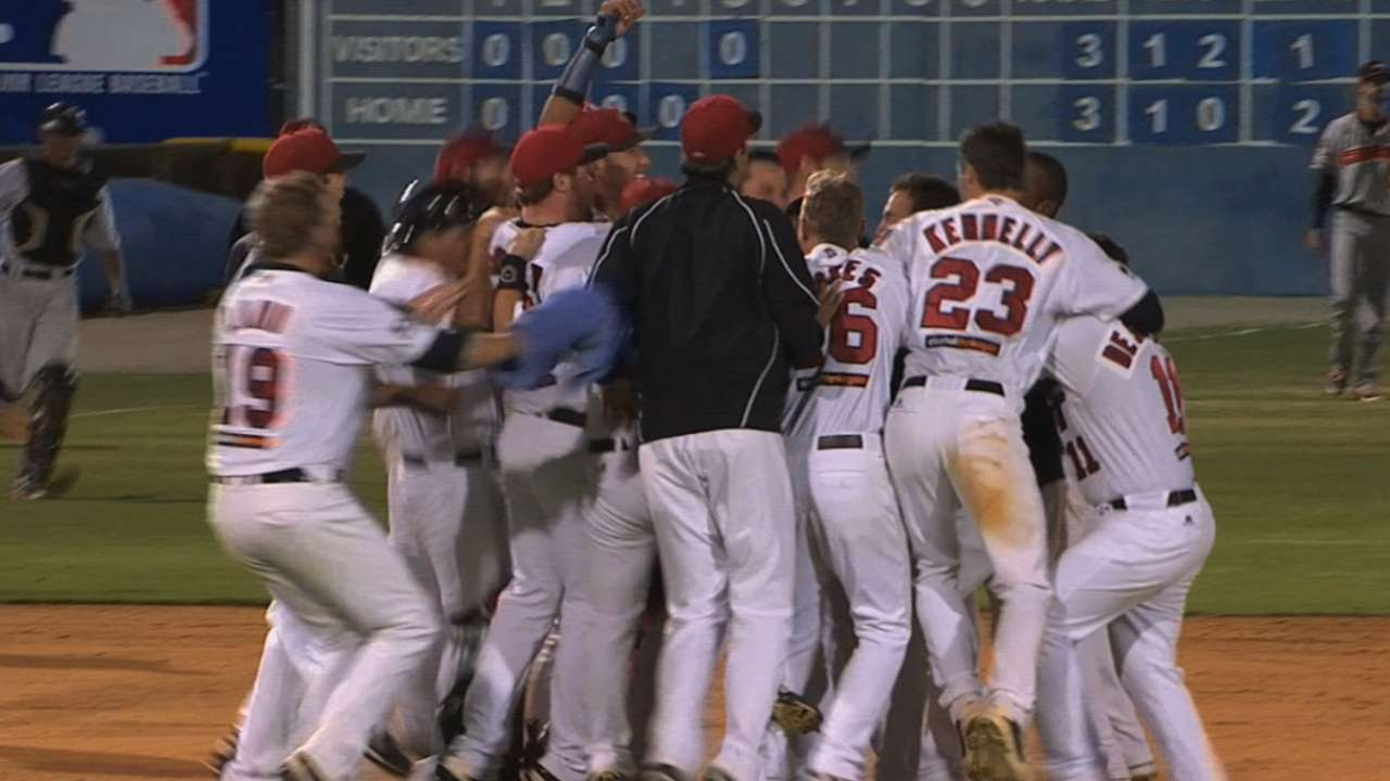 Perth wins Game 1 of ABL Championship Series
