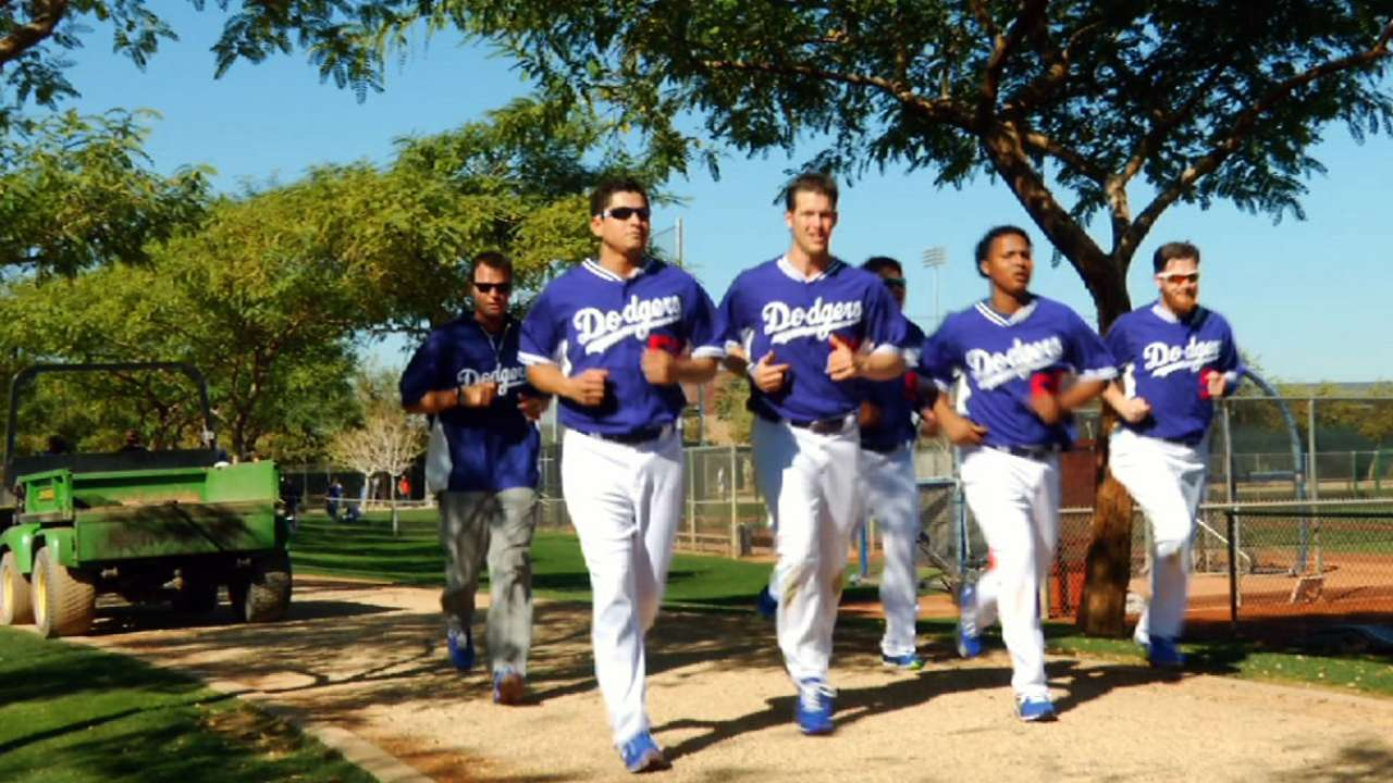 Haren not to be forgotten in deep Dodgers rotation