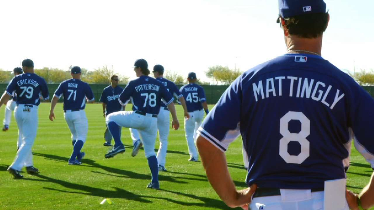 Mattingly says MLB ready for gay players