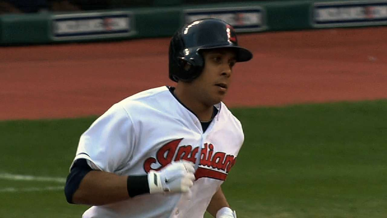 Indians, Brantley agree to multiyear contract