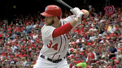 Williams: Harper 'looks good' at outset of camp