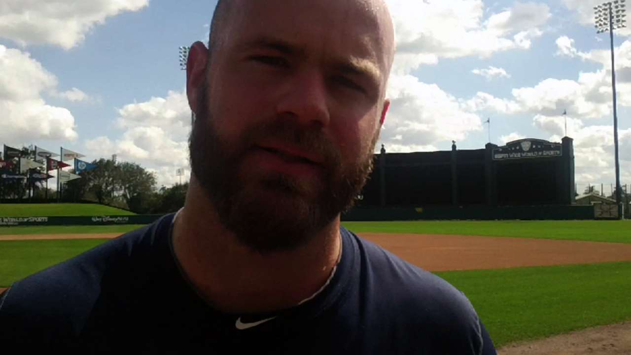 Emerging from darkness, Gattis grateful for new story