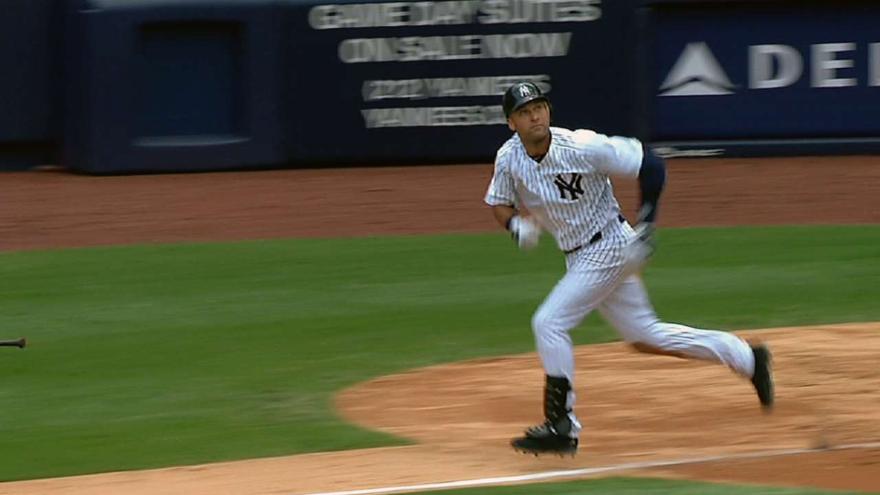Jeter deserving of place among Yankees' legends