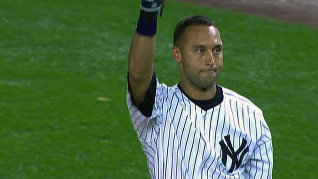 Royals laud retiring Jeter for professionalism