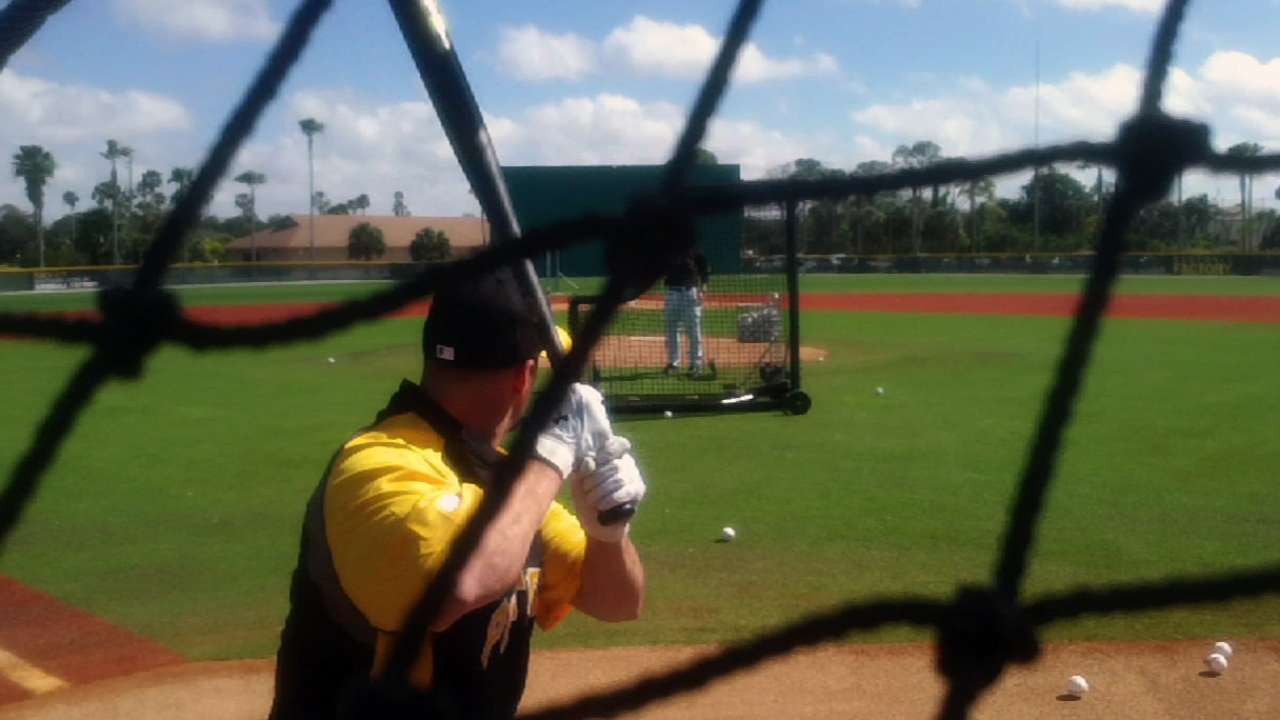 Hurdle's focus this spring: Situational hitting