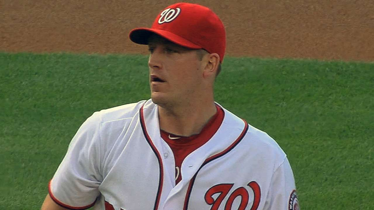 Nats counting on strong staff, improved 'D' this spring
