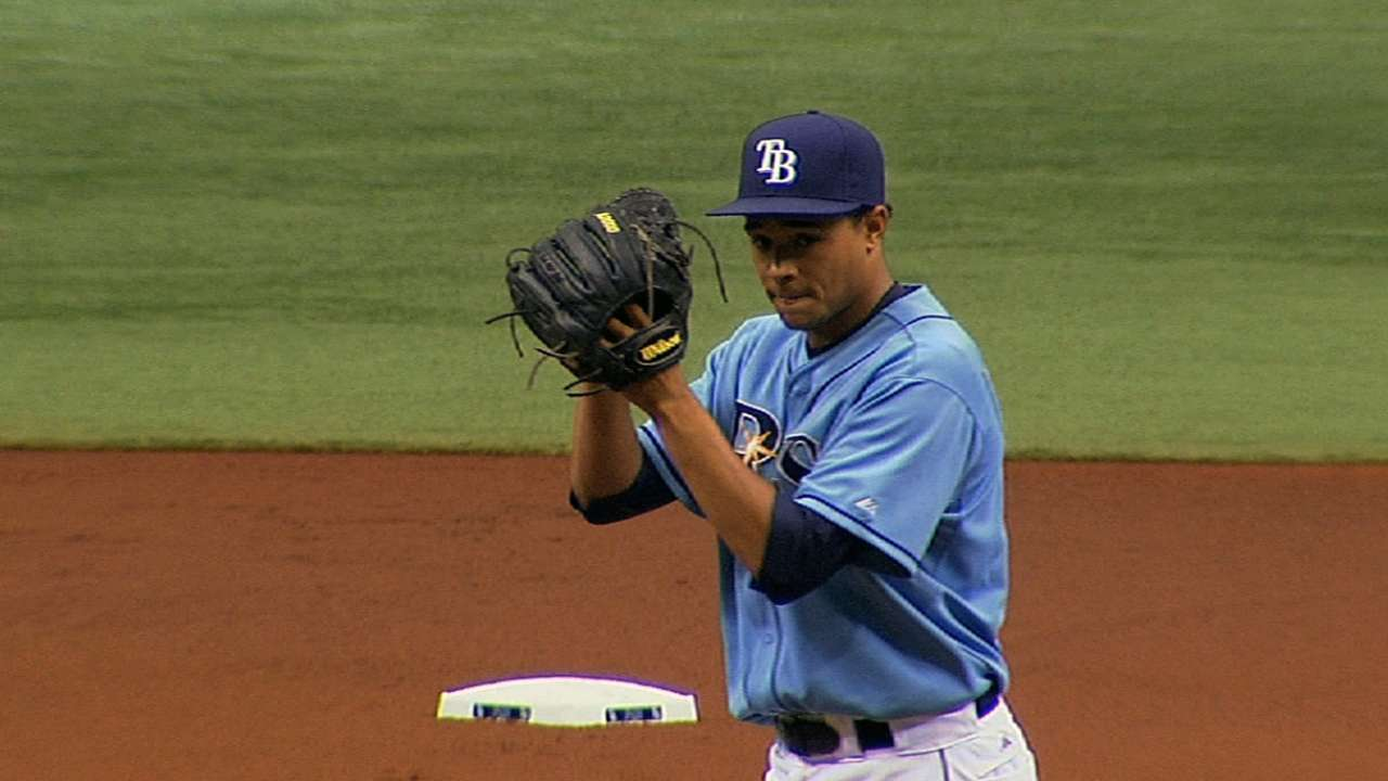 Rays have majority of roles set heading into spring