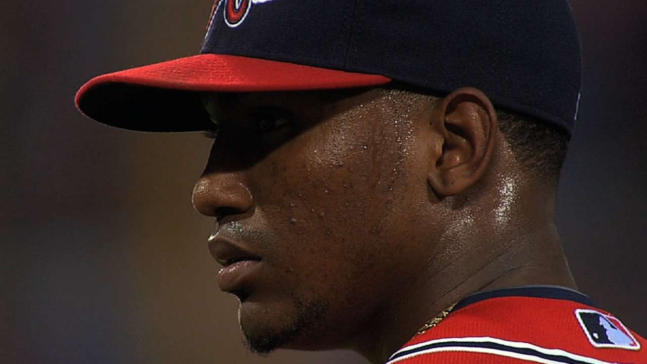 Teheran's growth has Braves, righty confident