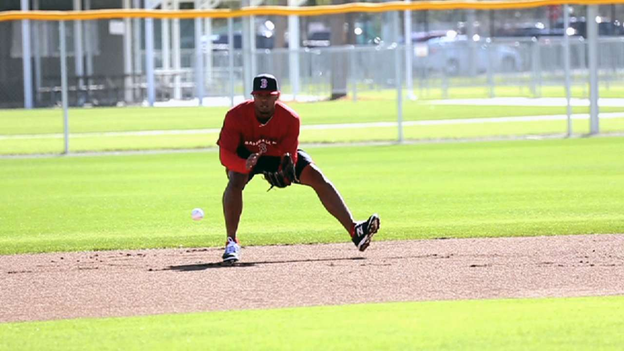 Red Sox open camp with clean slate, eyes on a repeat