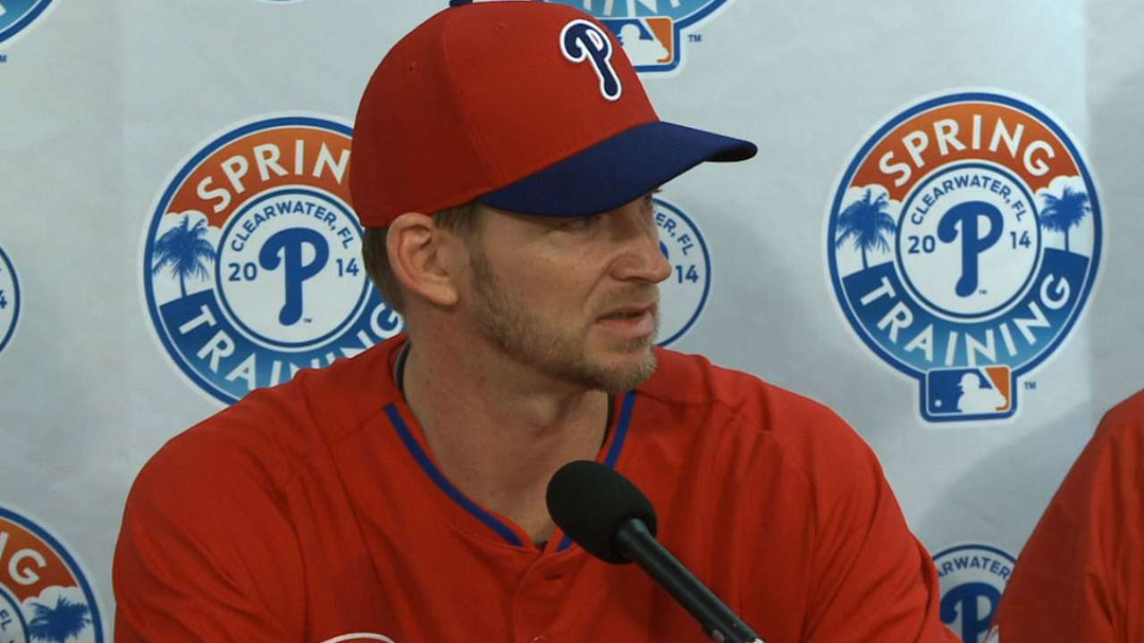 Burnett 'real good' in first bullpen session with Phillies