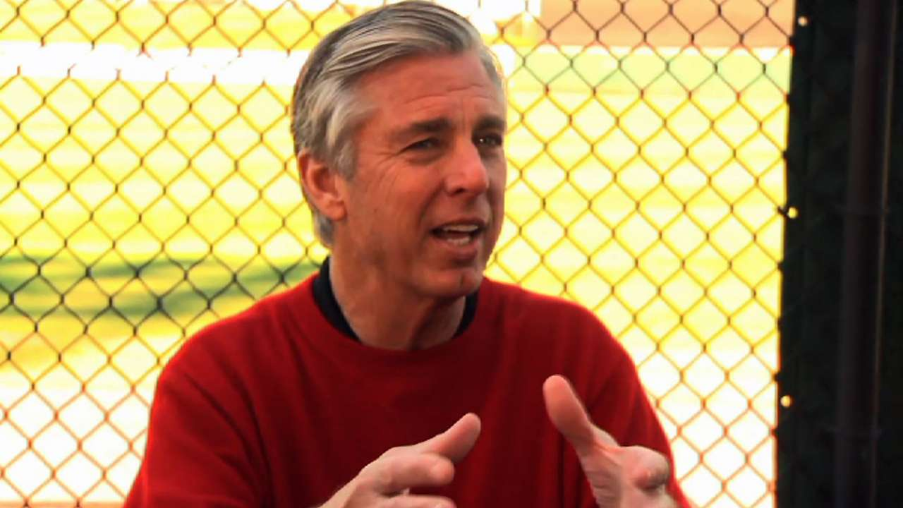 Dombrowski discusses task of building Tigers