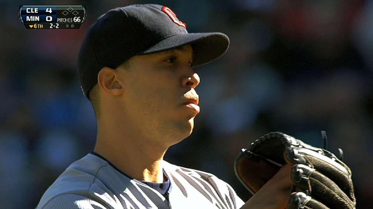 O's agree to four-year deal with Ubaldo