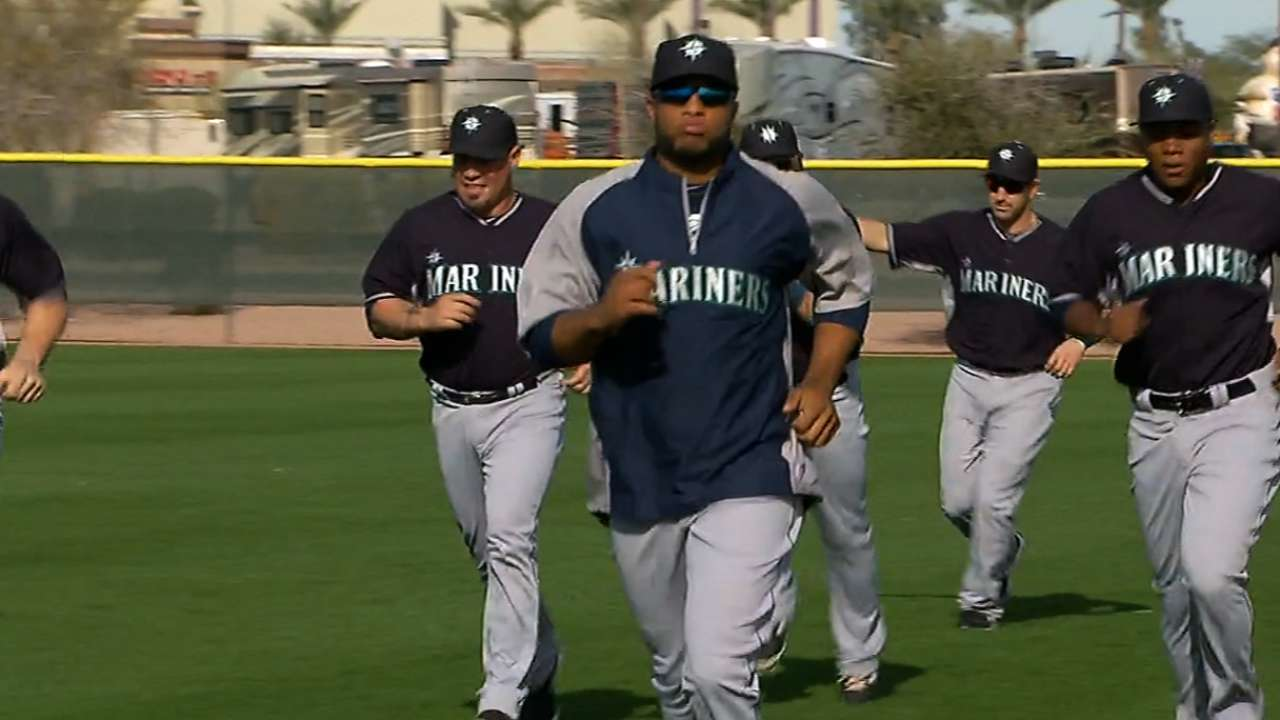 Cano, Mariners get fresh start as spring slate opens