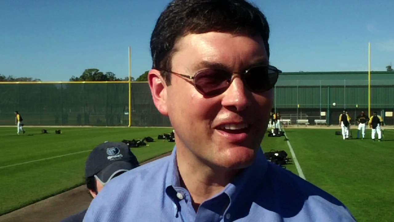 Nutting highlights expectations in address to Bucs