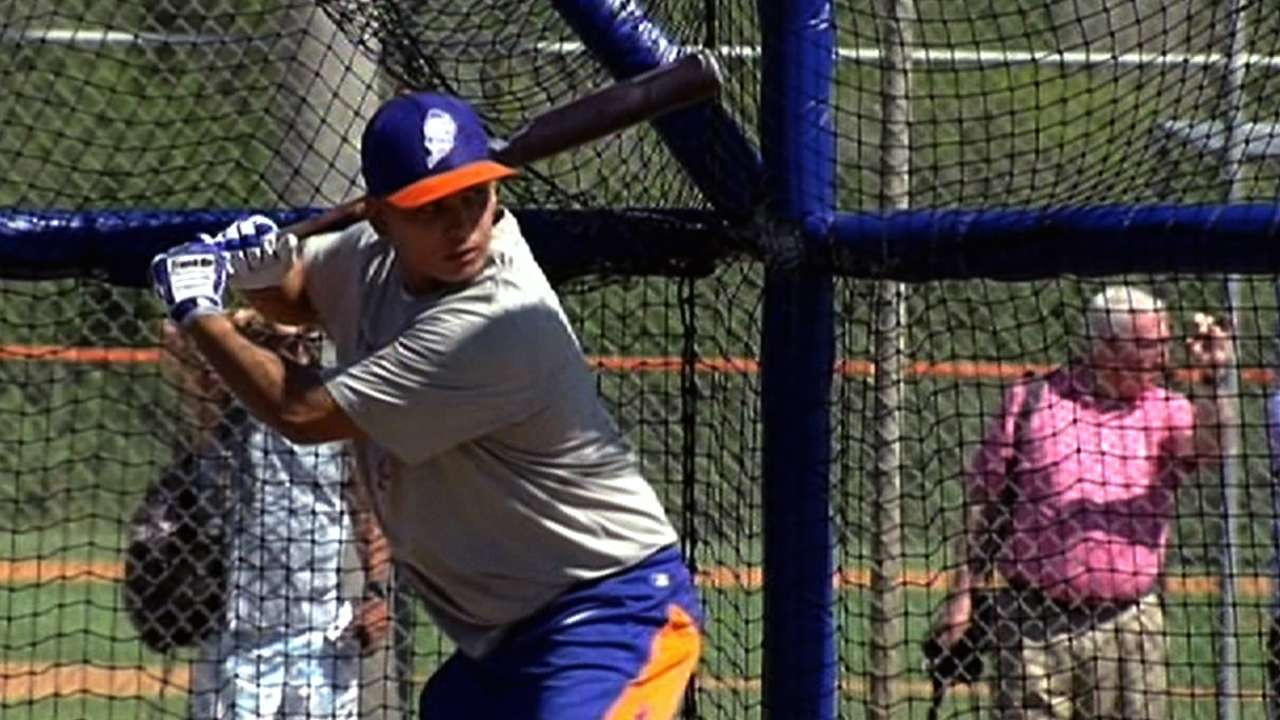 Mets players set for physicals, first full-squad workout