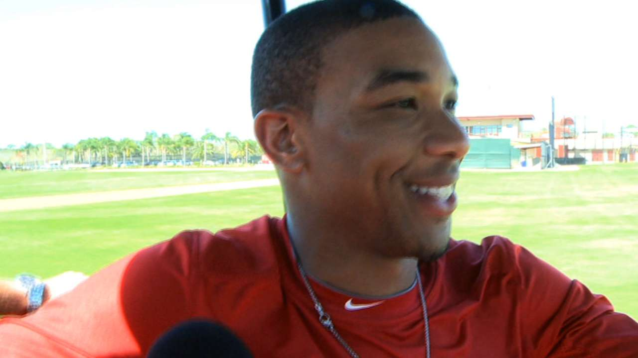 Revere has ability to spark Phillies' lineup