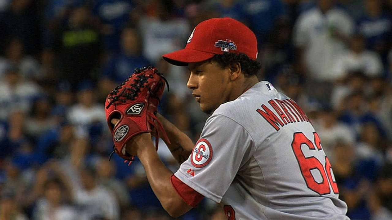 Martinez to start Cards' first Grapefruit League game