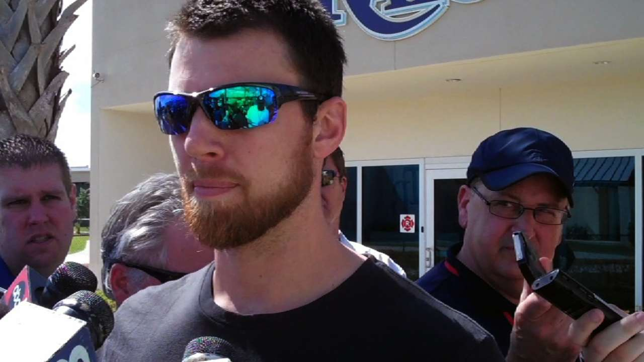 Mending Zobrist returns to field for limited workout