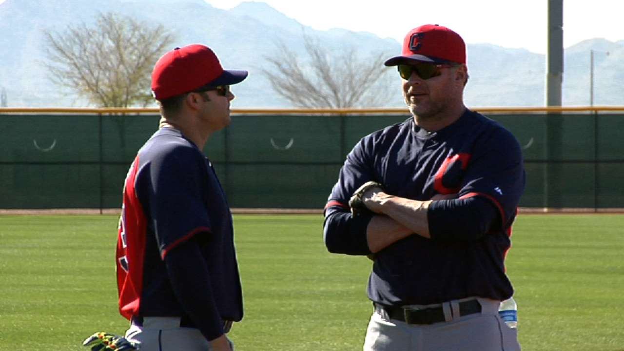 Older and wiser, Giambi appreciates role as mentor