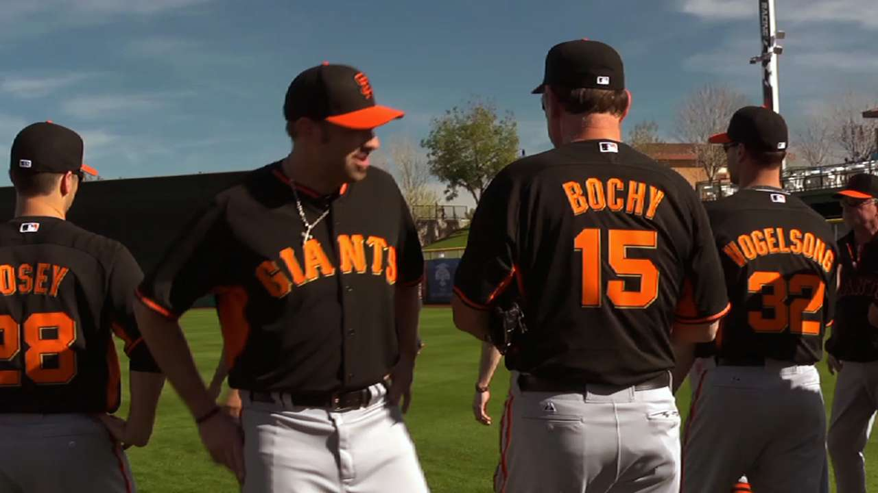 Affeldt cautious in getting back into game shape