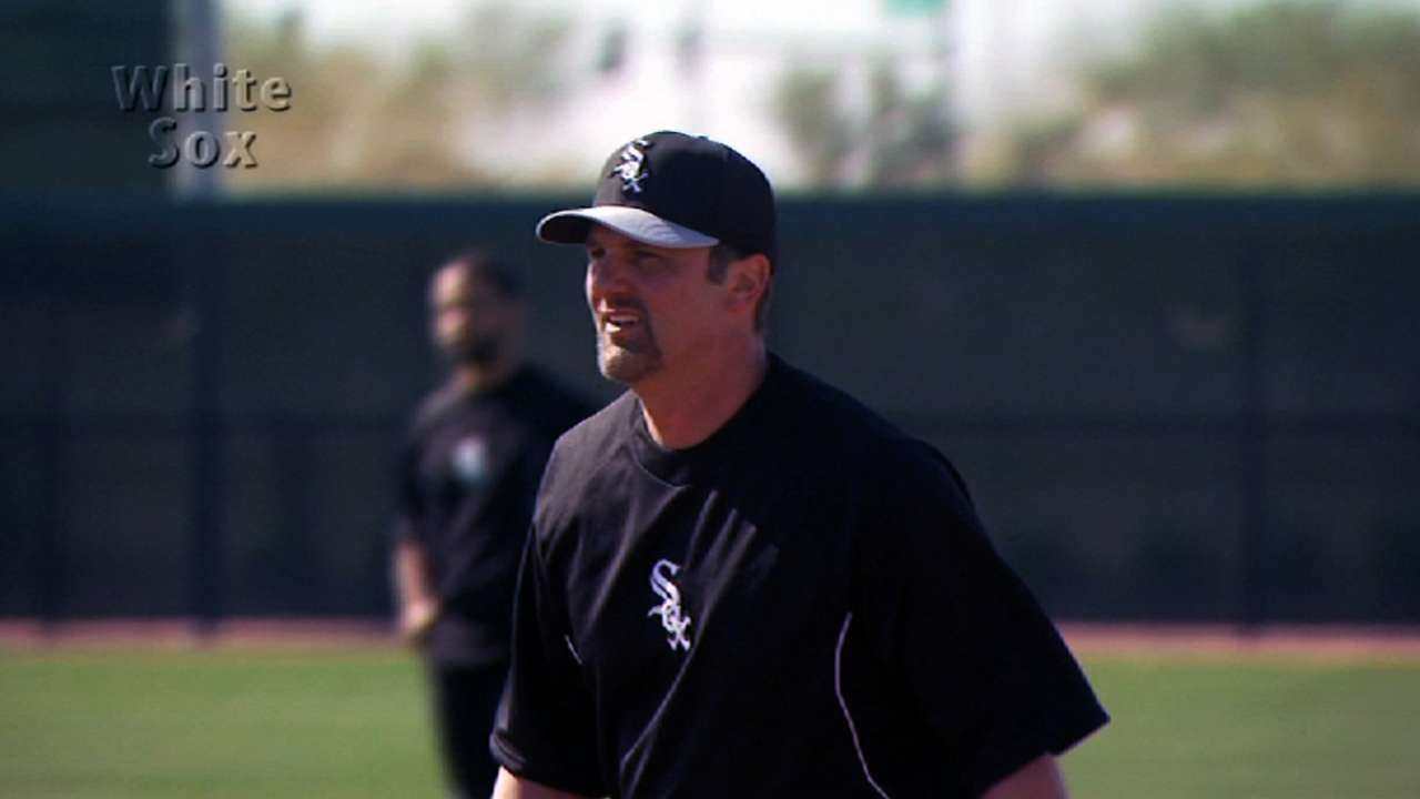 Konerko, new hitting coach get on same page