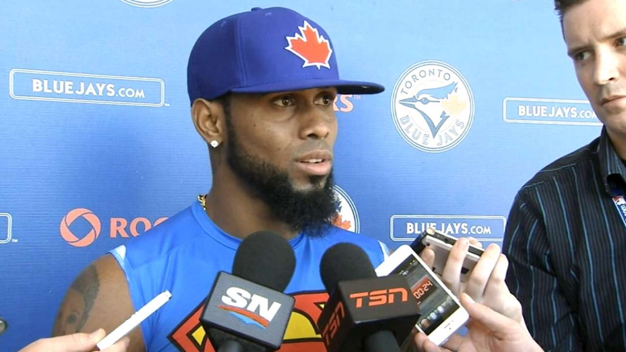 Standing pat, Blue Jays assuming a lot