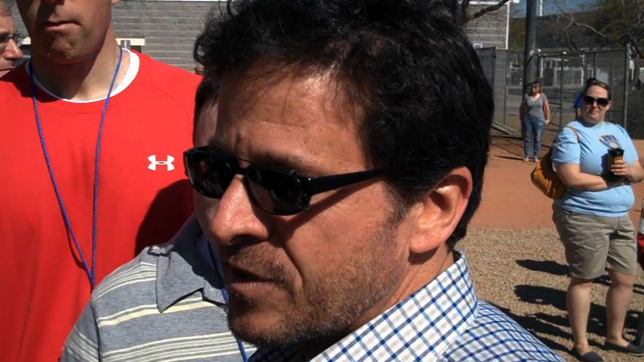 Attanasio fine with Brewers being underdogs