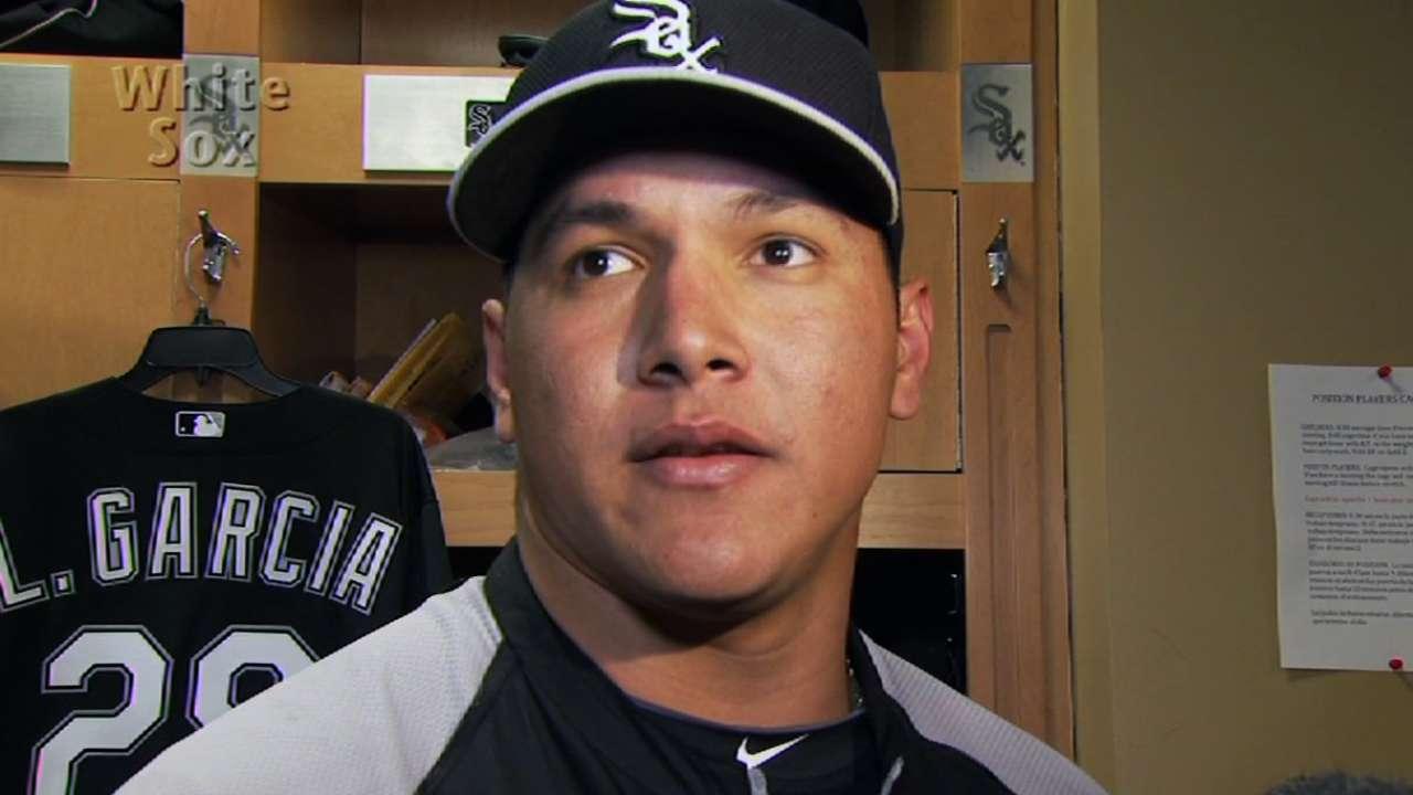Garcia, Jones improving from mixed ailments