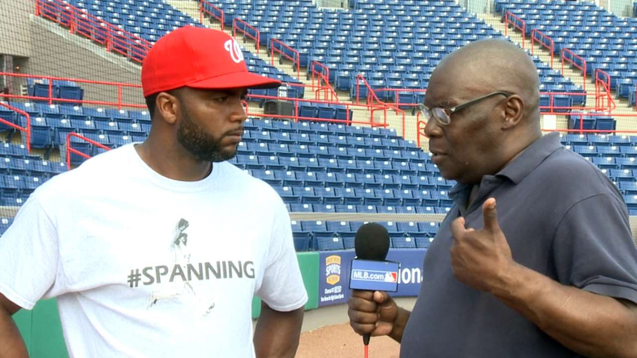Span looks to hit ground running when season starts