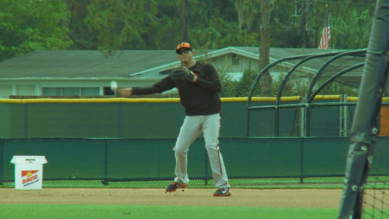 No need for O's to panic after Machado's setback