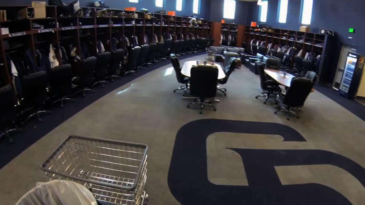Remodeled Peoria Stadium set for Padres' camp