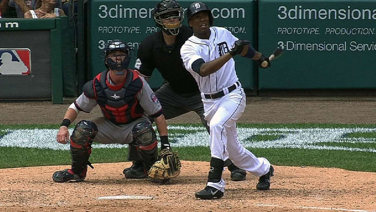 Jackson finding spring success with 'natural' swing
