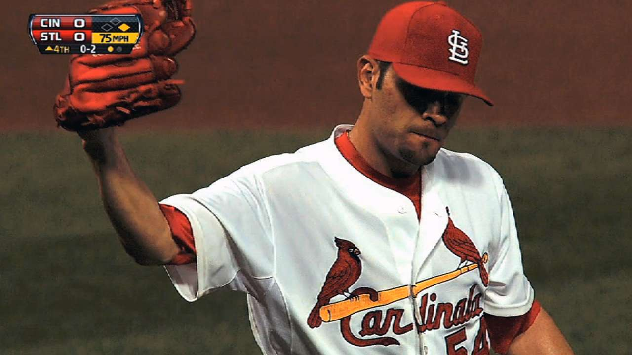 Cardinals have foresight not to trade depth