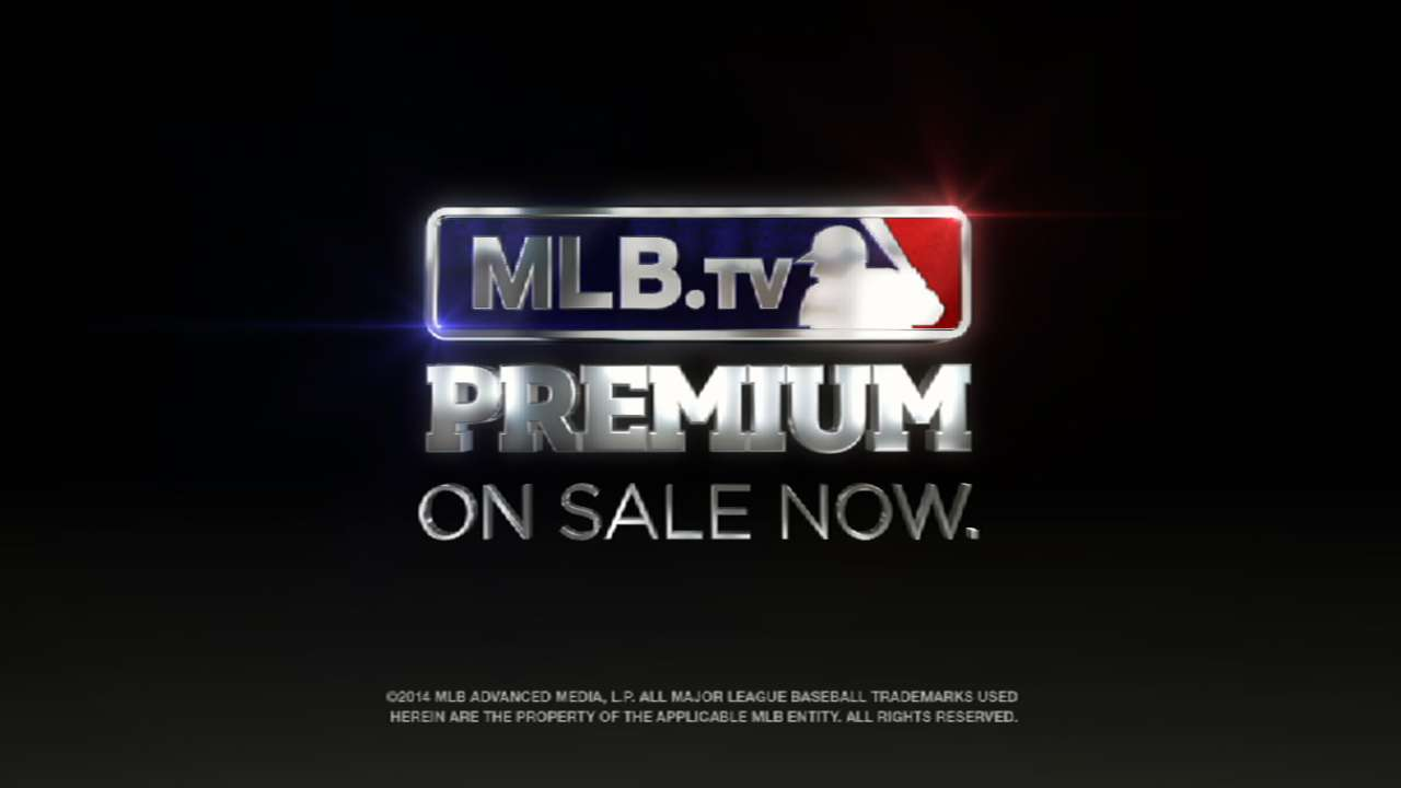 MLB.TV has it all from Opening Day onward