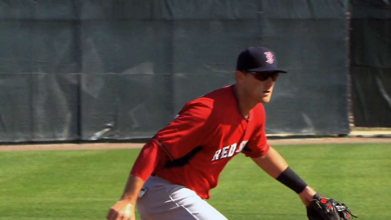 Red Sox looking forward to start of spring slate