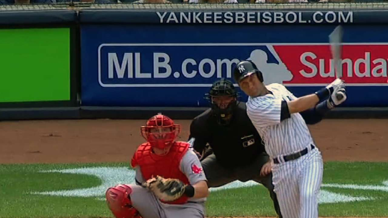 Young fans don't remember Yanks without Jeter