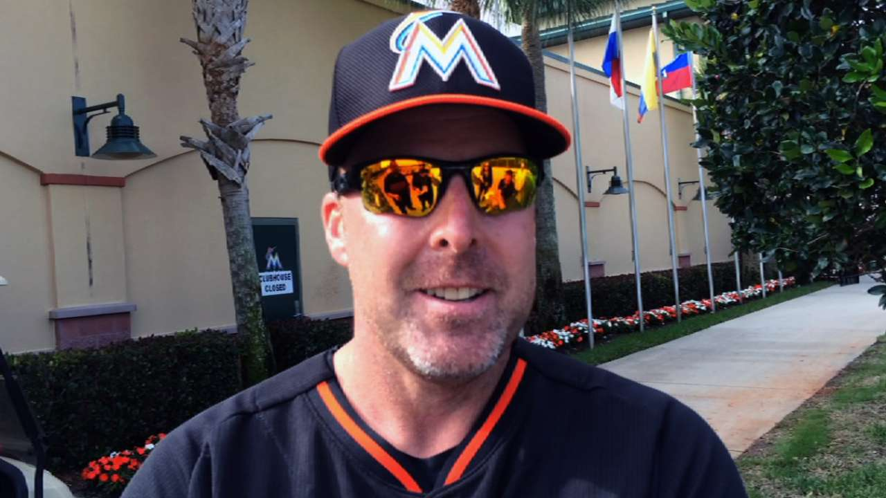 Marlins reach terms with 28 pre-arb players