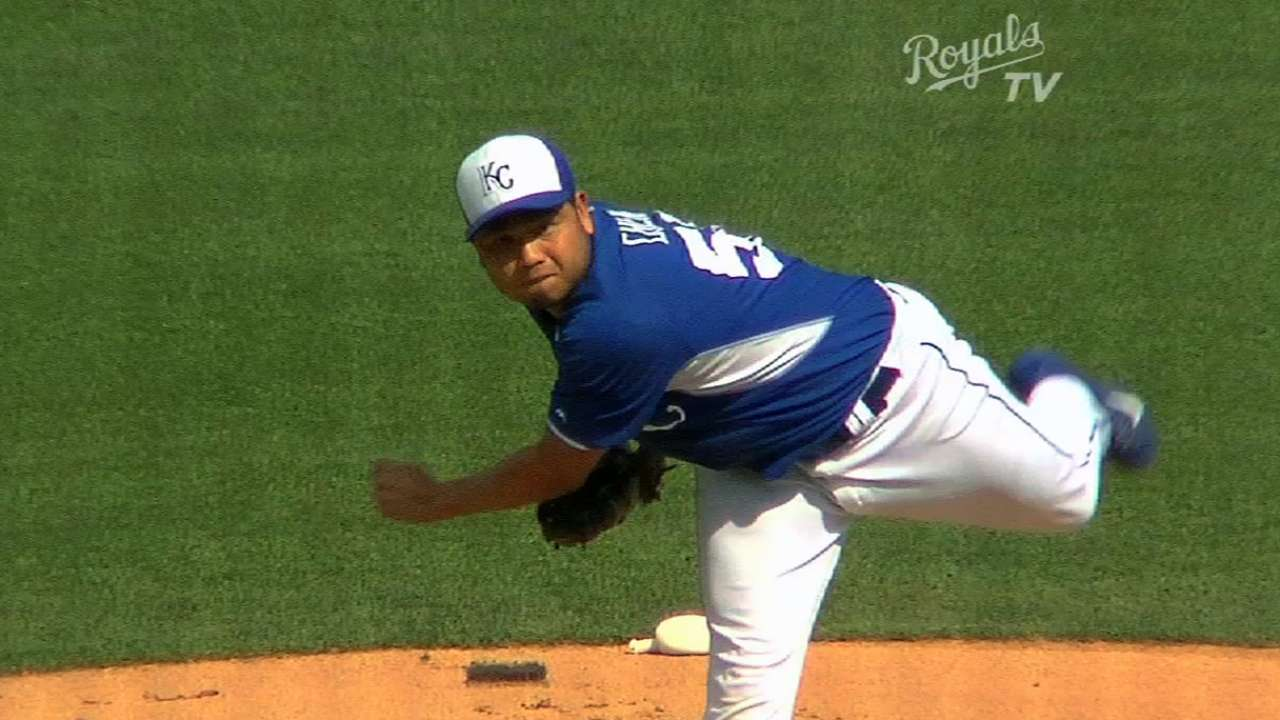 Chen stellar, Duffy struggles against Cincy