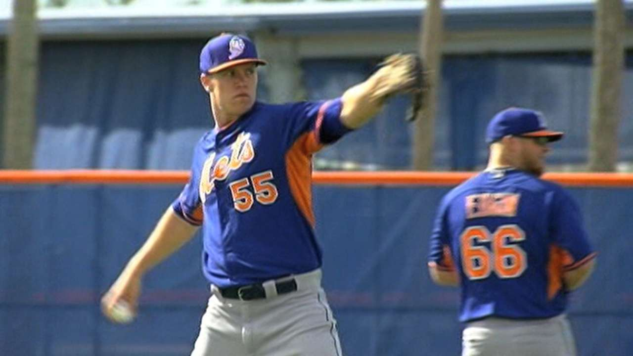 Improved farm system has Mets' future looking bright
