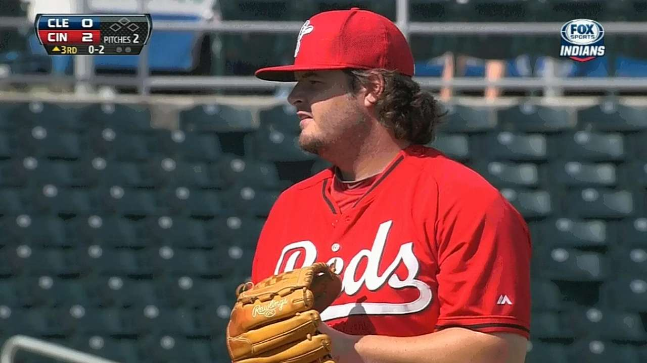 Holmberg to be called up for doubleheader