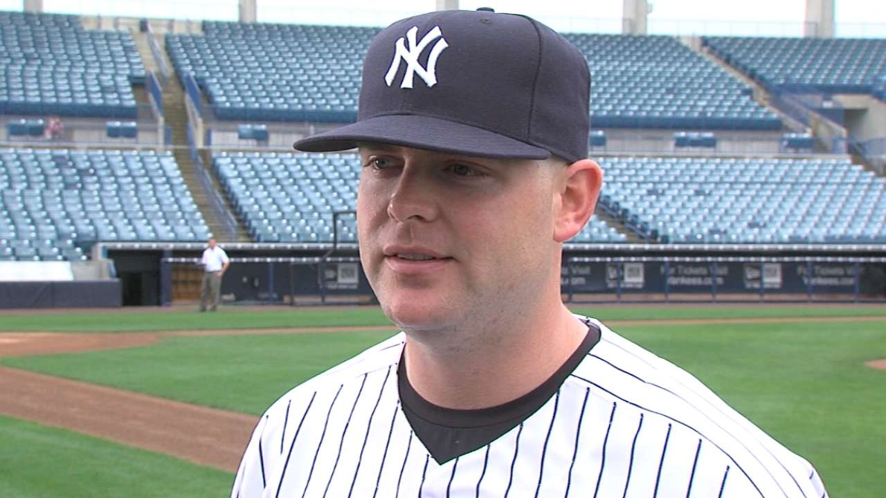 McCann quickly showing slugging prowess