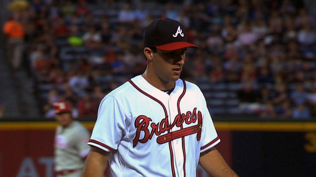 Braves still weighing last spot in rotation, bullpen