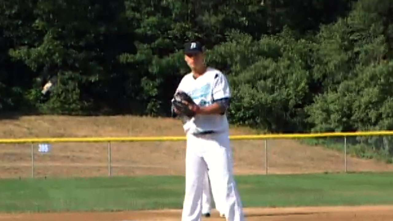 Prospect Voth throws seven scoreless for Potomac
