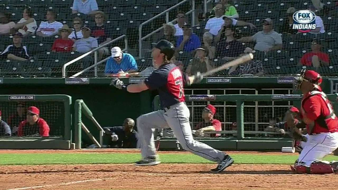 Naquin's homer adds to lead